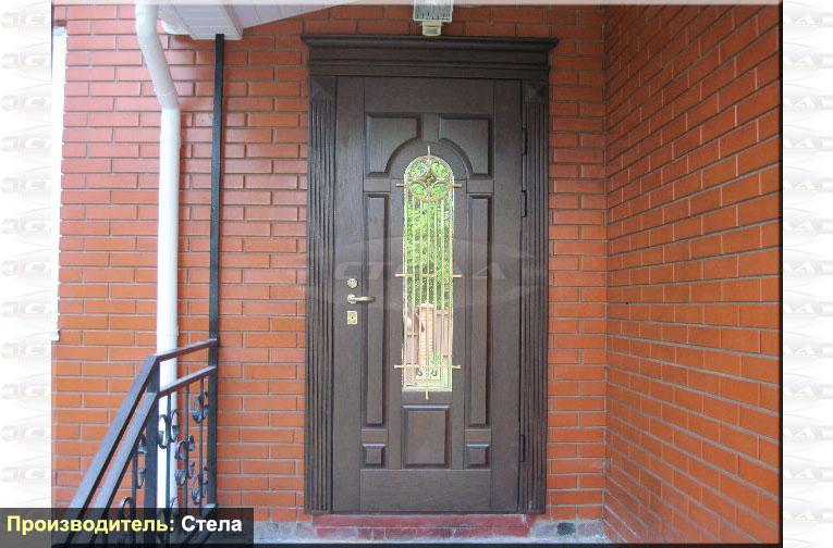 дверь металлическая входная кожухово