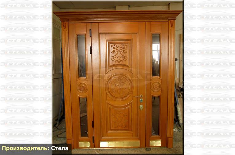 входные двери индивидуальный проект
