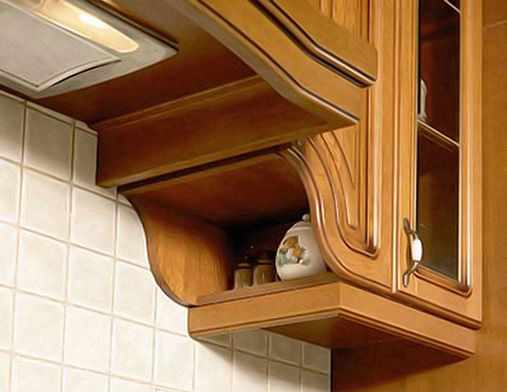 Как сделать кухонные фасады своими руками