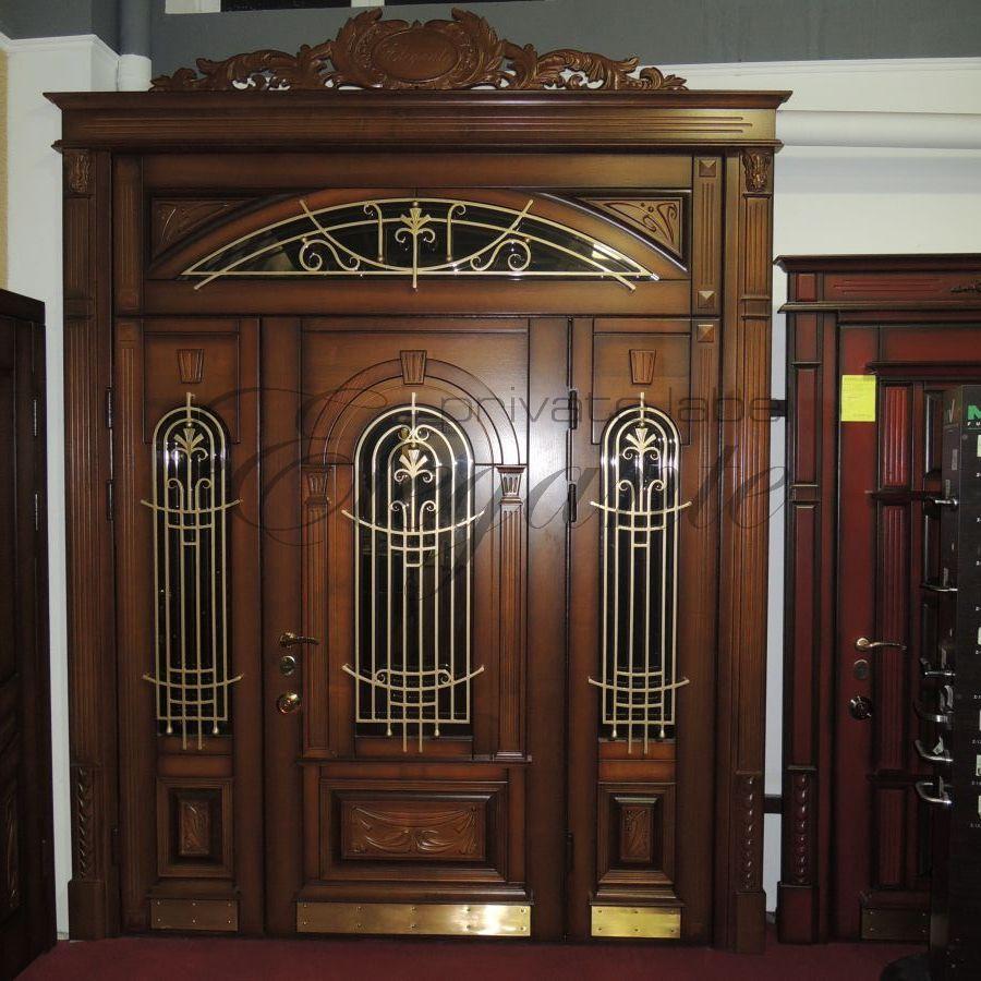 двери входные салон
