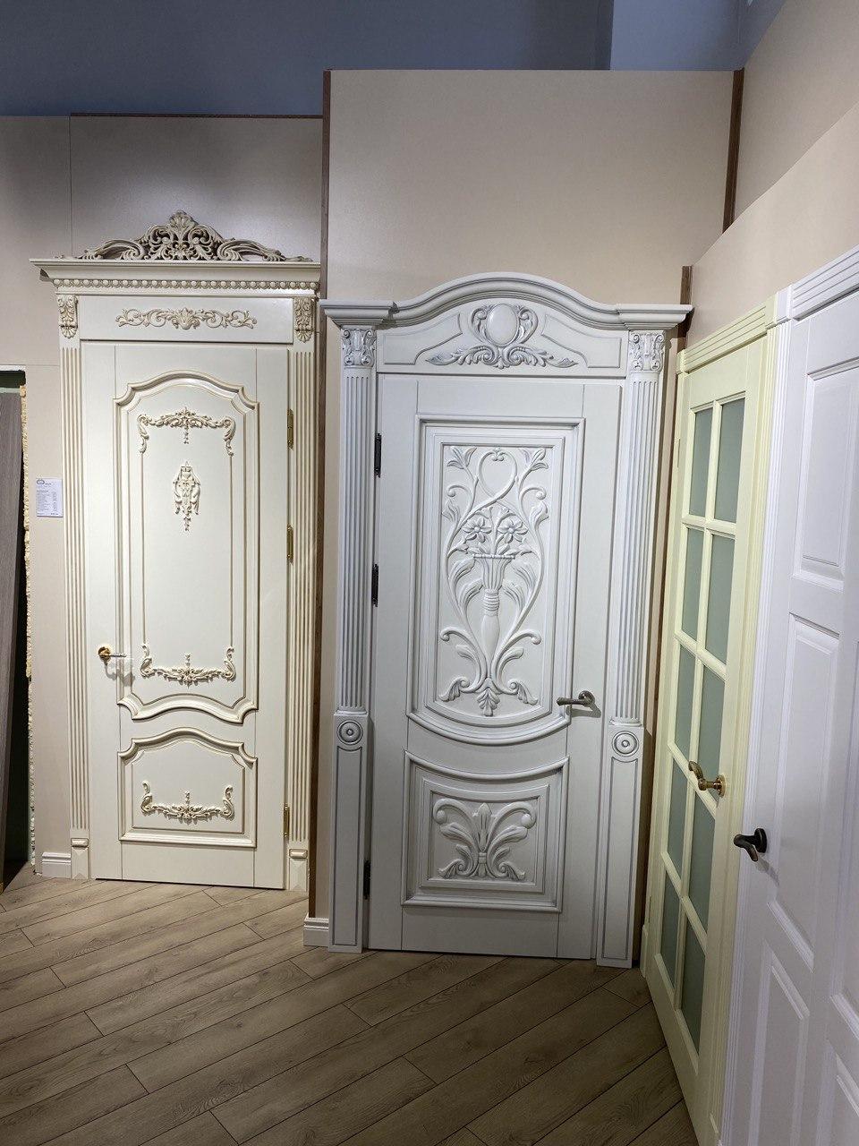 "Салон ""Межкомнатные двери"""